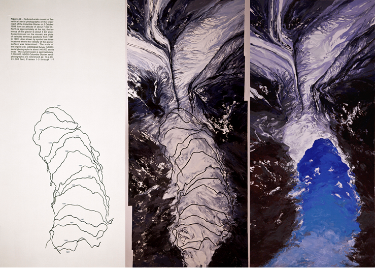 Figura 2- Columbia Triptych II |Fonte: BURKO, 2010.