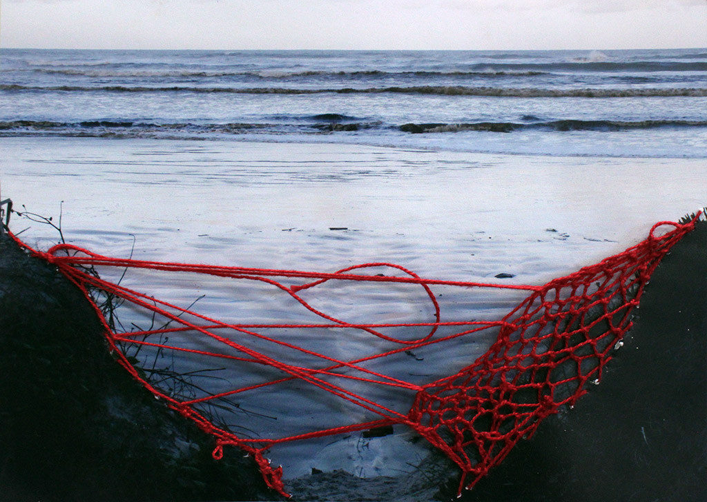 """""""Redivisão"""", de Marli Wunder. Confira ensaio completo na seção de arte."""