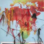 Desfiar Áfricas, de Glauco Silva, 2015. A oficina fez parte da exposição Aparições, no MIS-Campinas, em maio de 2015. Veja esta notícia também no link: http://climacom.mudancasclimaticas.net.br/?p=1900