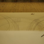 Drawing a Straight Line workshop with Jaime Refoyo 2 (photo by Sophie Krier)