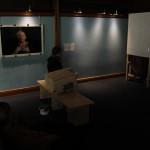 Wonderland Project installation, portrait by Cristina Nuñez, Wonderland film by Amanda Ravetz