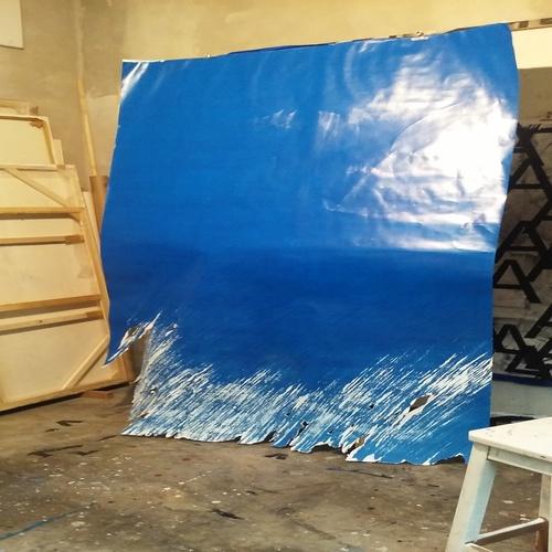 proceso Azul