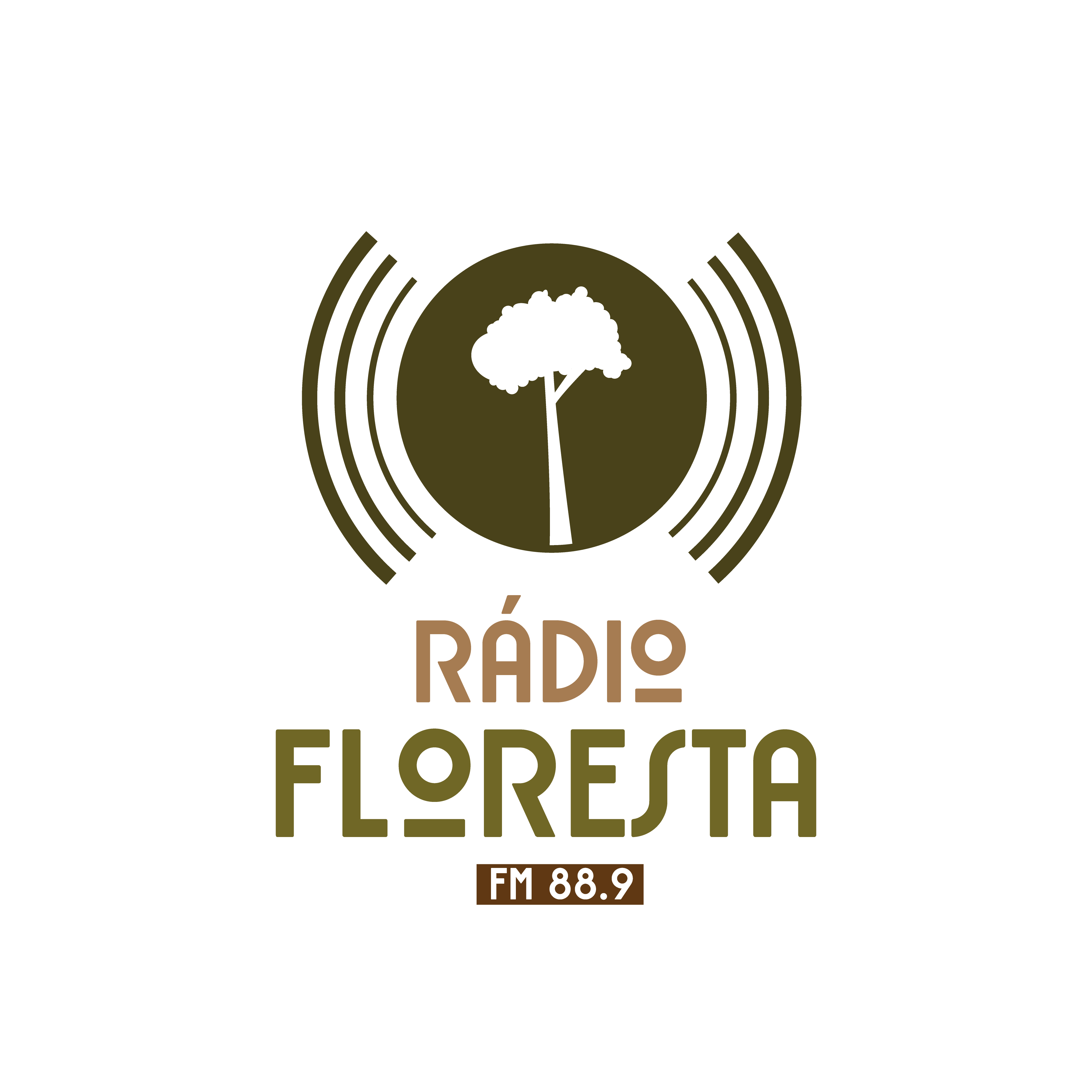 RÁDIO FLORESTA logo