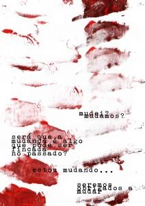 igura 1 - Sem título, 2020. Nanquim e guachê sobre papel. Elaborada por Marisol Marini e Guilherme Wanke.
